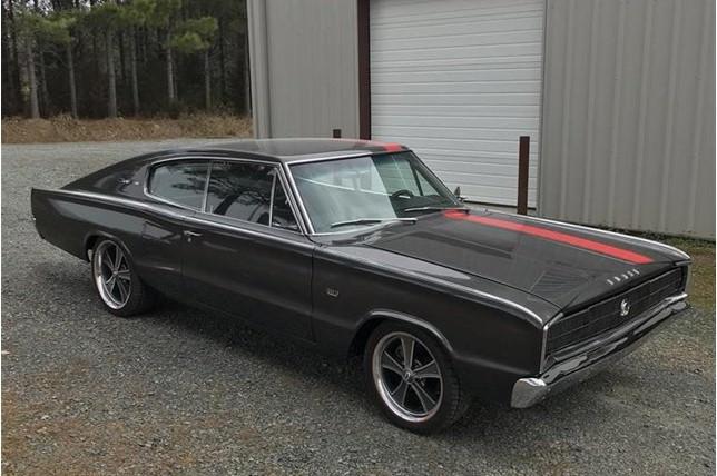 1966 Dodge Charger Restomod Suspension