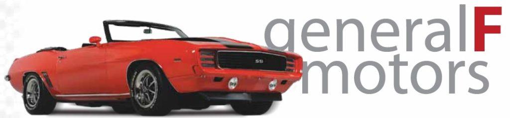 Chevy Camaro Pontiac Firebird