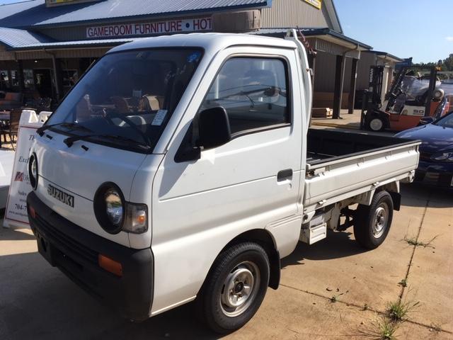 suzuki carry mini truck JDM