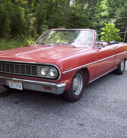 1964 Chevelle Convertible survivor