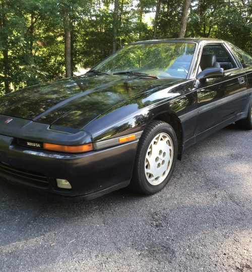 1990 supra turbo 5 speed targa